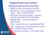regional and local context