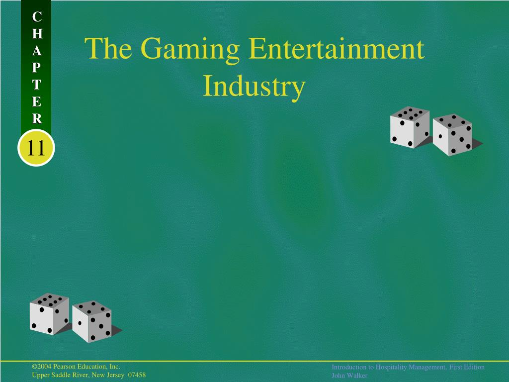 the gaming entertainment industry l.