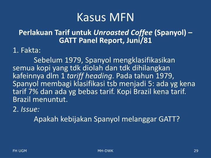 Kasus MFN