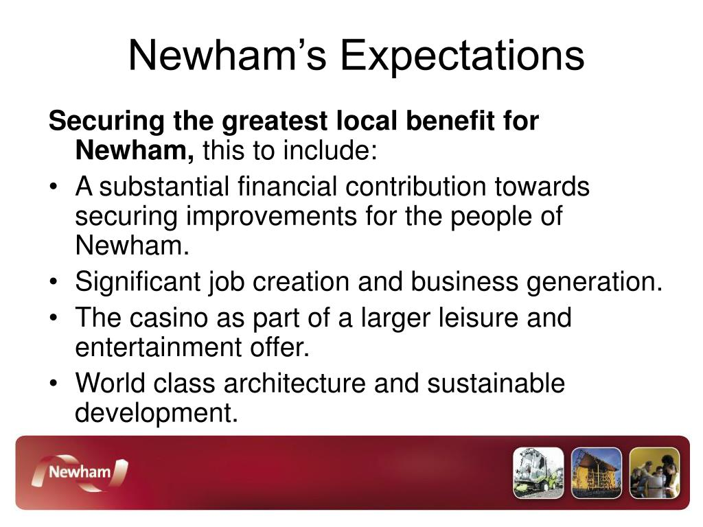 Newham's Expectations