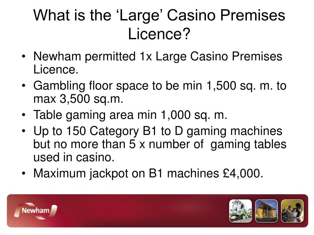 What is the 'Large' Casino Premises Licence?