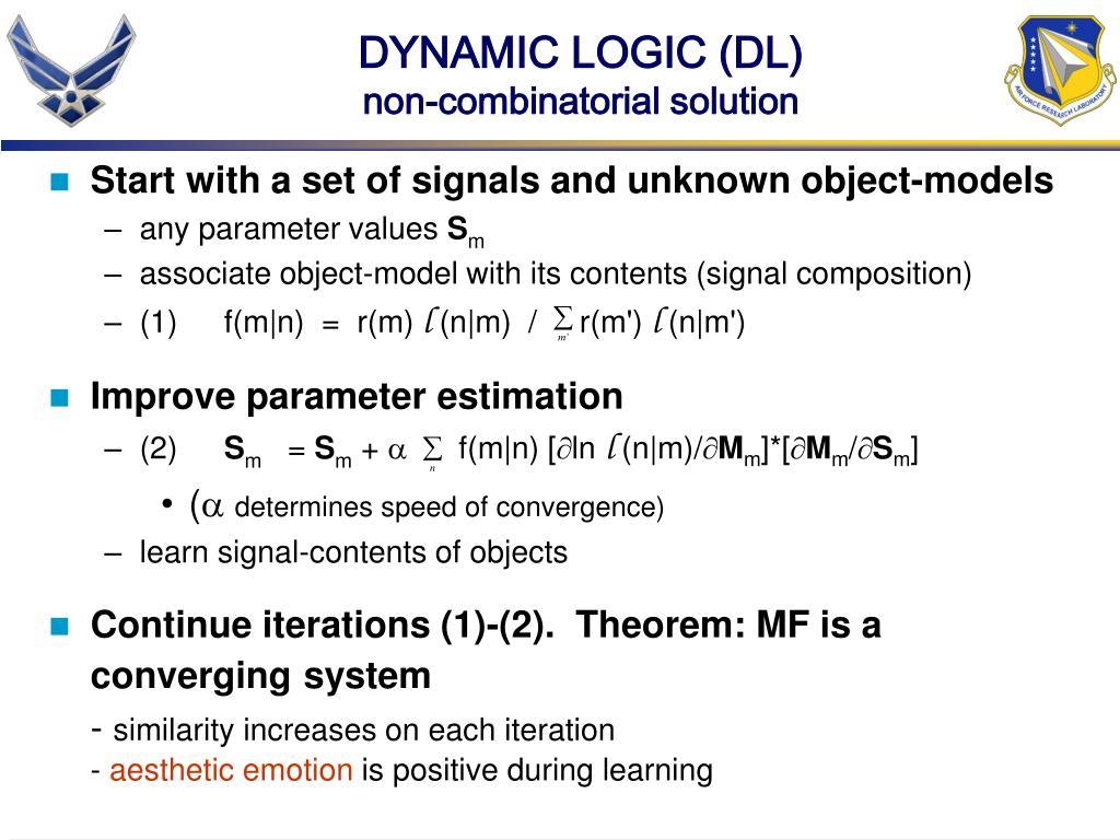 DYNAMIC LOGIC (DL)