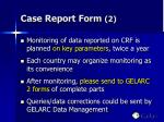 case report form 2
