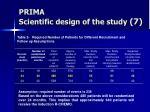 prima scientific design of the study 7