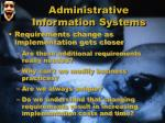 administrative information systems3