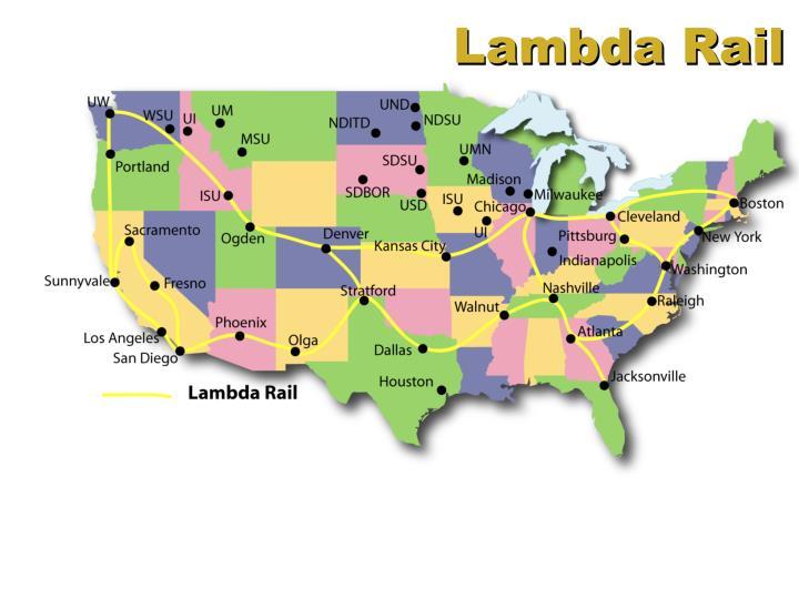 Lambda Rail
