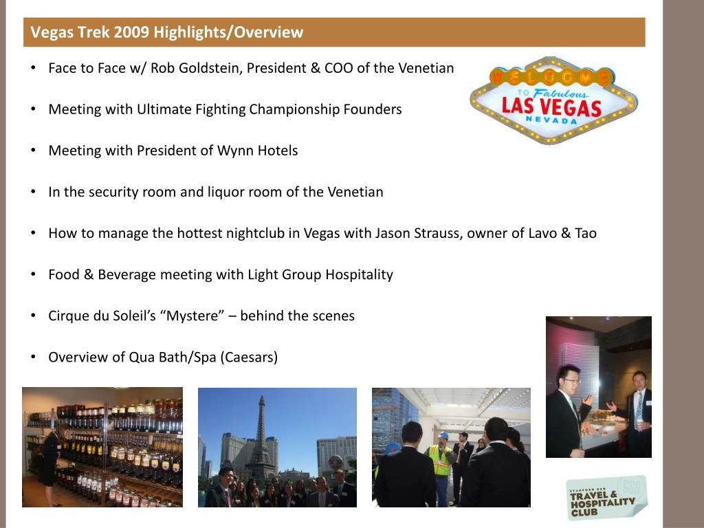 Vegas Trek 2009 Highlights/Overview