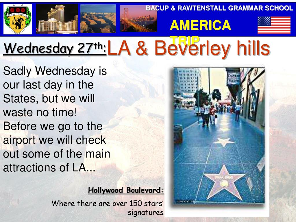 Hollywood Boulevard: