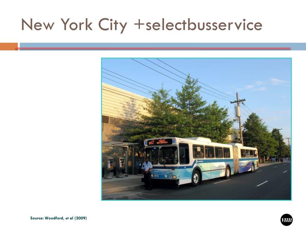 New York City +selectbusservice
