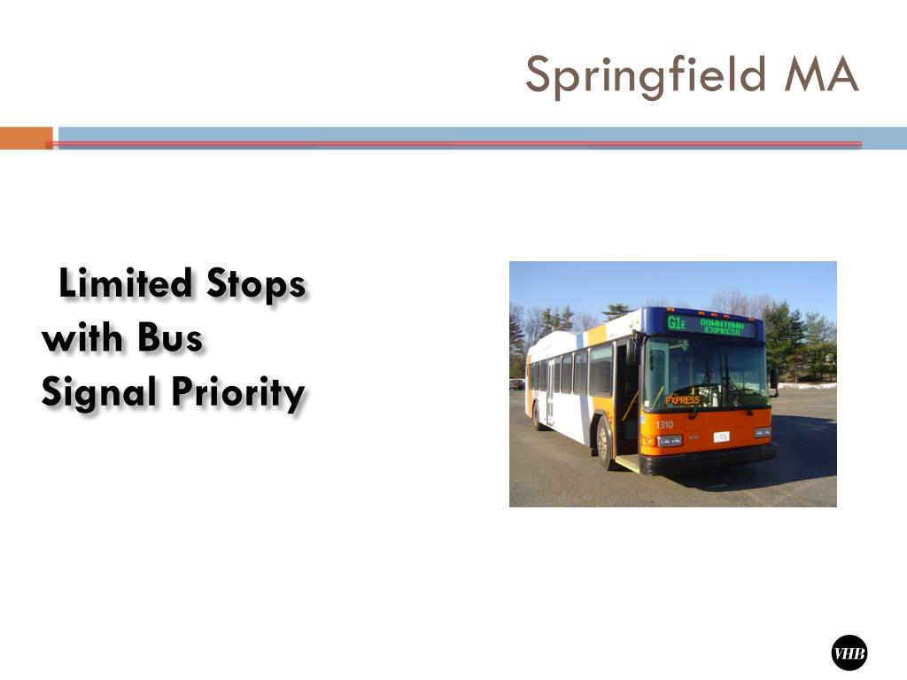 Limited Stops with Bus Signal Priority