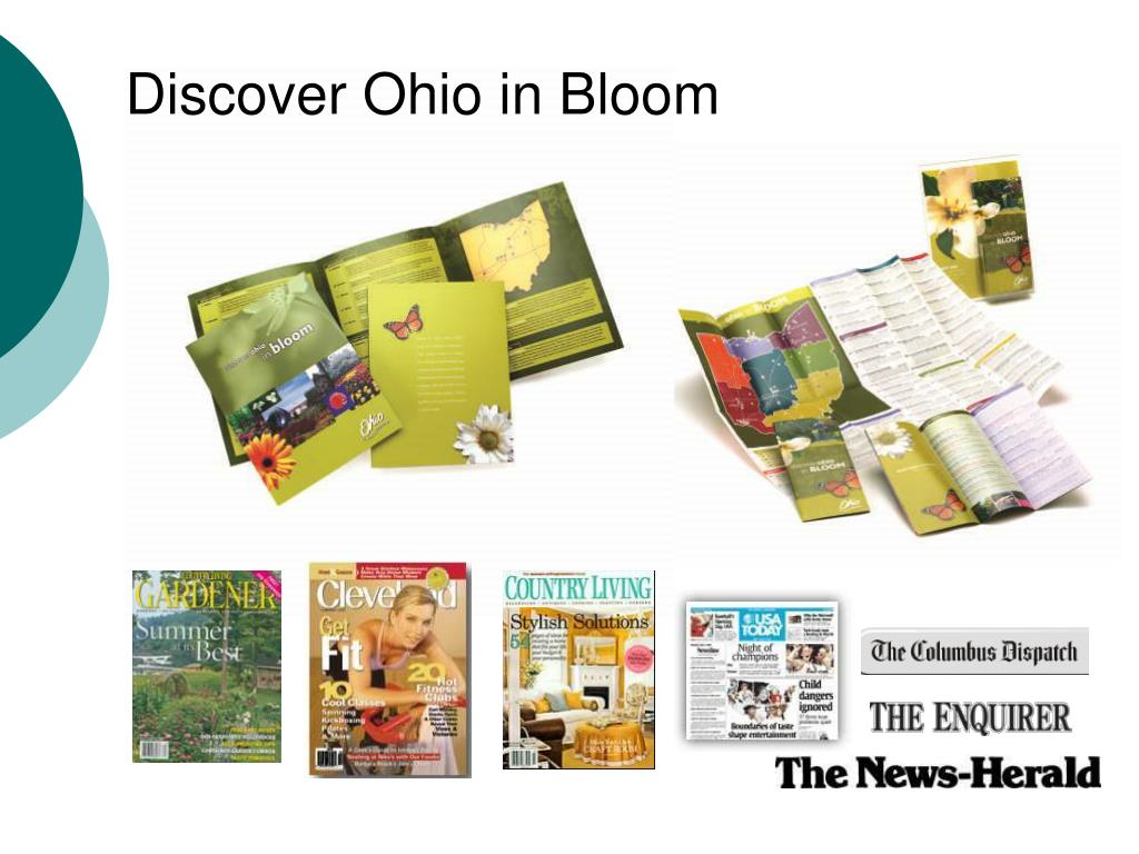 Discover Ohio in Bloom