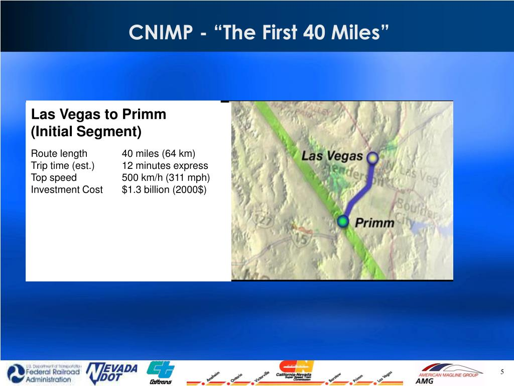 """CNIMP - """"The First 40 Miles"""""""