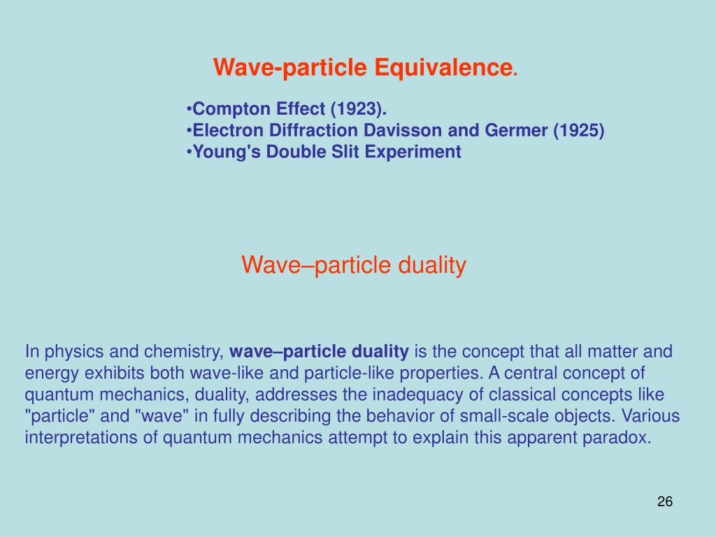 PPT - Introduction to Quantum Mechanic PowerPoint