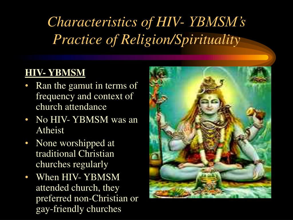 HIV- YBMSM