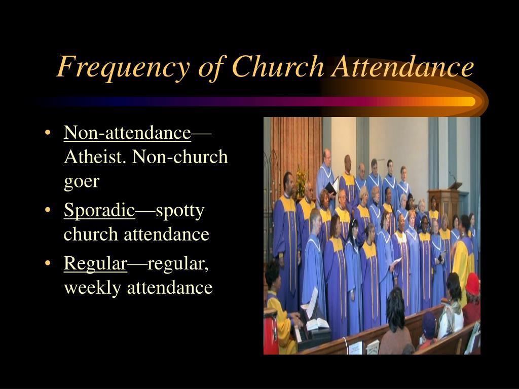 Non-attendance