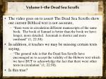 volume i the dead sea scrolls1