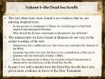 volume i the dead sea scrolls2