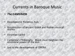 currents in baroque music11