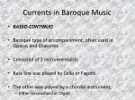 currents in baroque music14