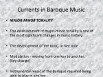 currents in baroque music17
