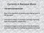 currents in baroque music22