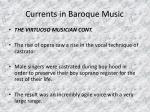 currents in baroque music23