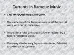 currents in baroque music24