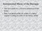 instrumental music of the baroque90