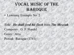 vocal music of the baroque34