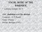 vocal music of the baroque36