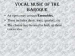 vocal music of the baroque37
