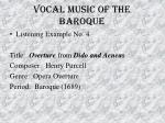 vocal music of the baroque39