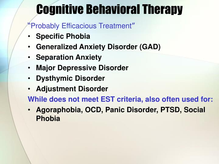 apa eassay cognitive behavior therapy Counseling theories comparison: cognitive behavior therapy (cbt) solution-focused psychoanalysis throughout the course, you have studied and written about a number of counseling theories that are used as the basis for the counseling profession.