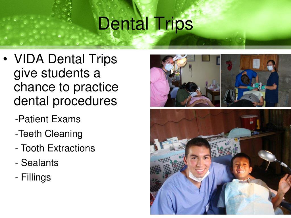 Dental Trips