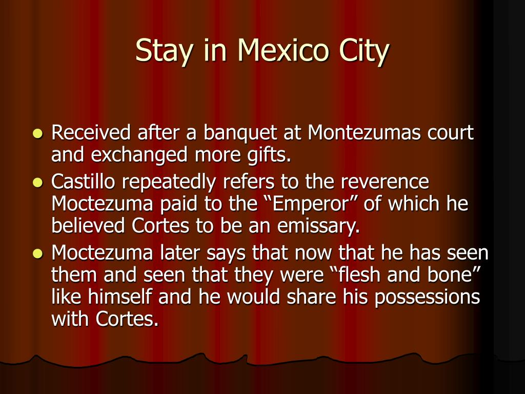 Stay in Mexico City