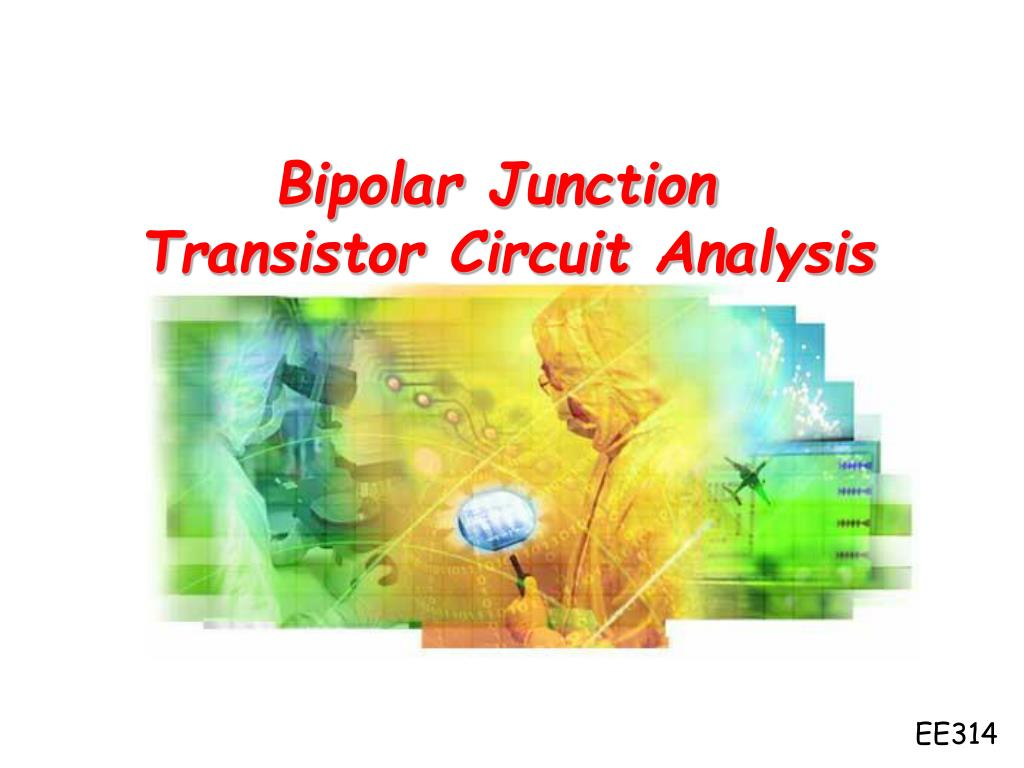 Ppt Bipolar Junction Transistor Circuit Analysis Powerpoint Below Is A Which We Will Find The Midband Gain For L