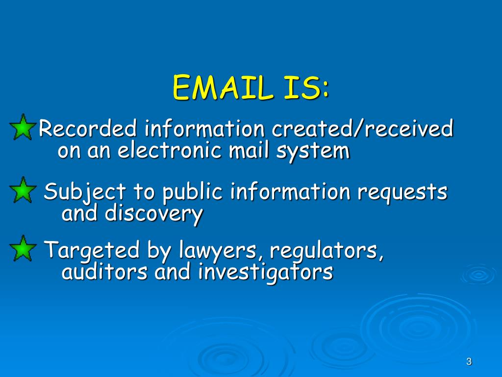 EMAIL IS: