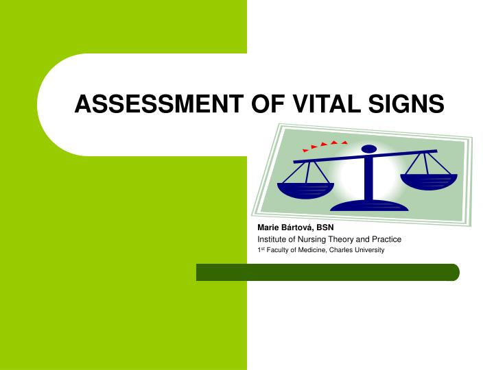 ppt - assess ment of vital signs powerpoint presentation - id:648551, Powerpoint templates