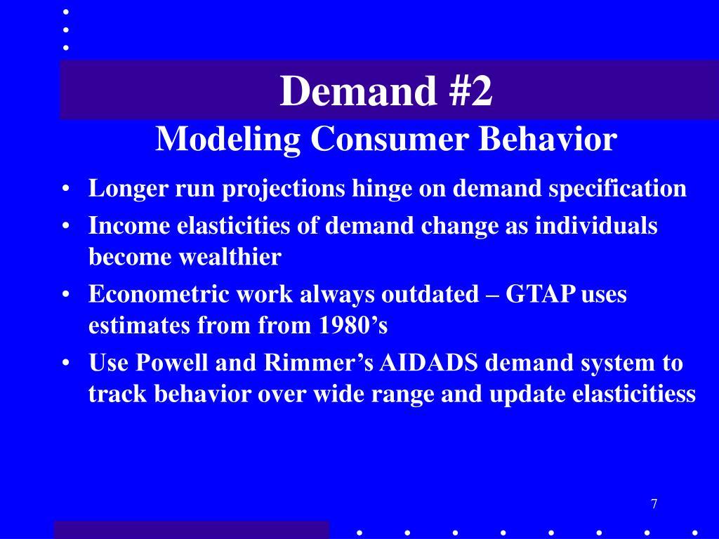 Demand #2