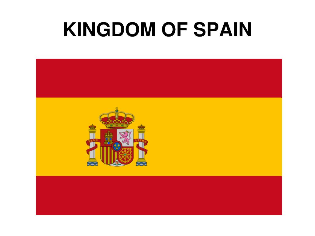 kingdom of spain l.