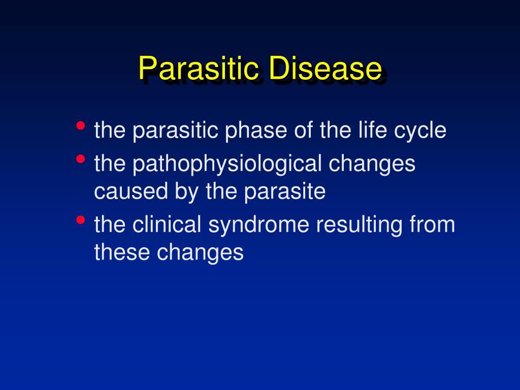 Parasitic Disease
