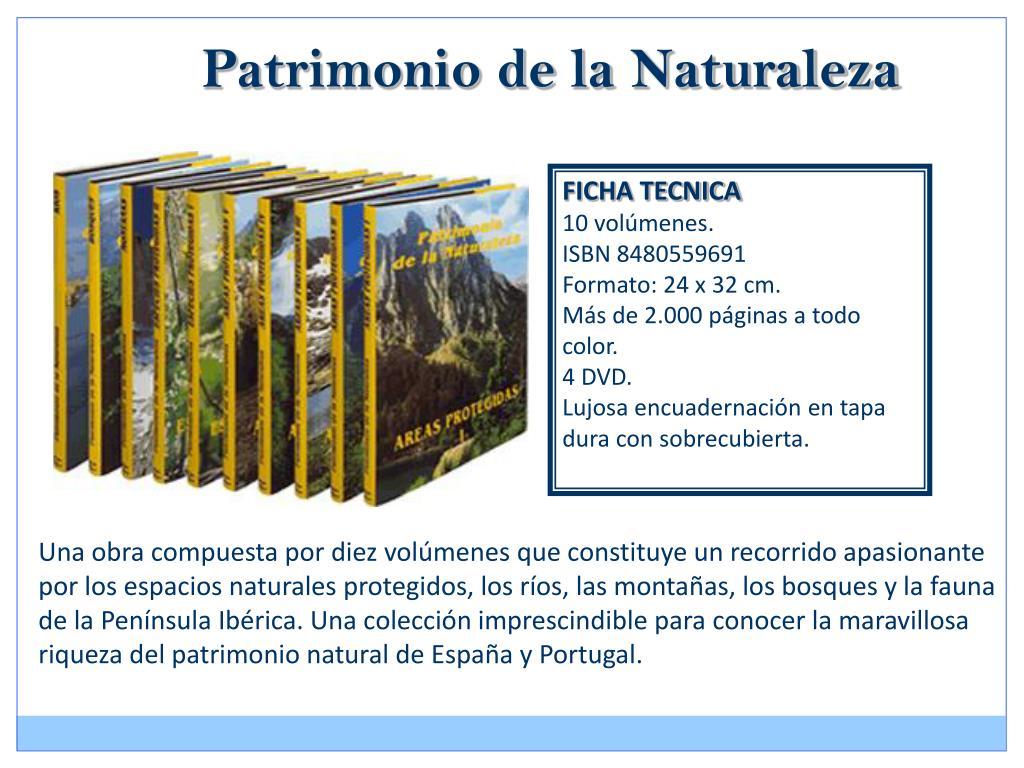 Patrimonio de la Naturaleza