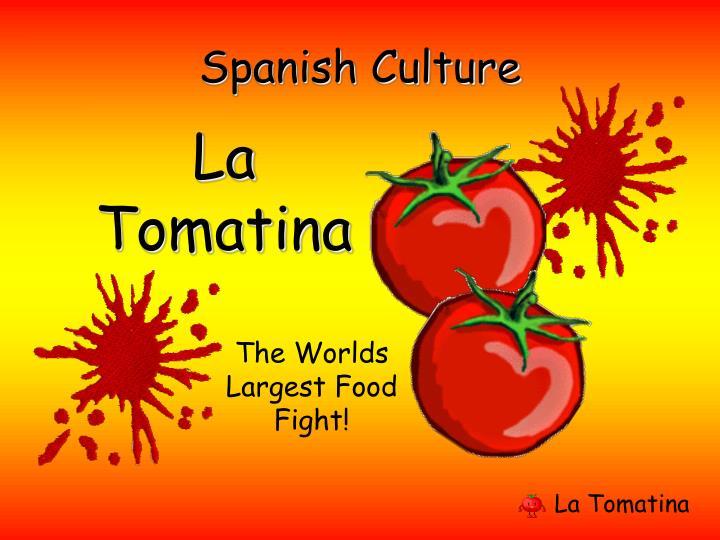 Spanish culture