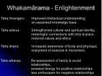 whakam rama enlightenment24