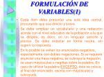 formulaci n de variables 1