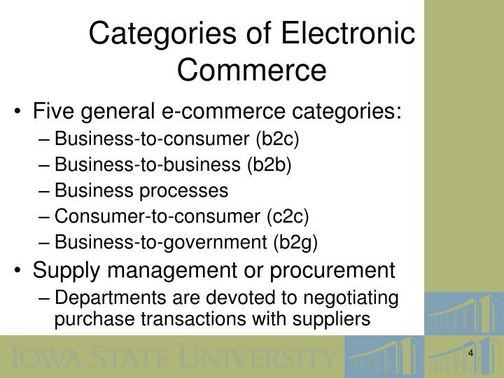an introduction and analysis of the electronic commerce 66 swot analysis of e-commerce in india strengths of e-commerce   10 introduction electronic commerce, commonly written as.
