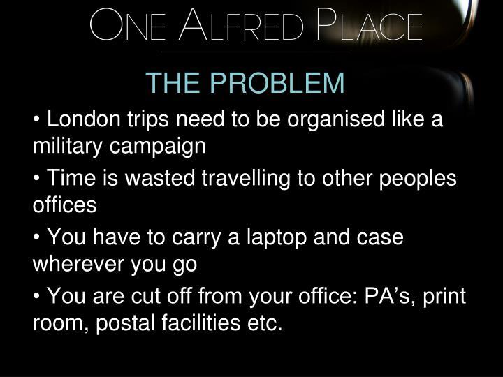 The problem3