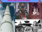 arts and sculptures