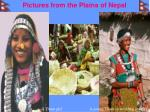pictures from the plains of nepal