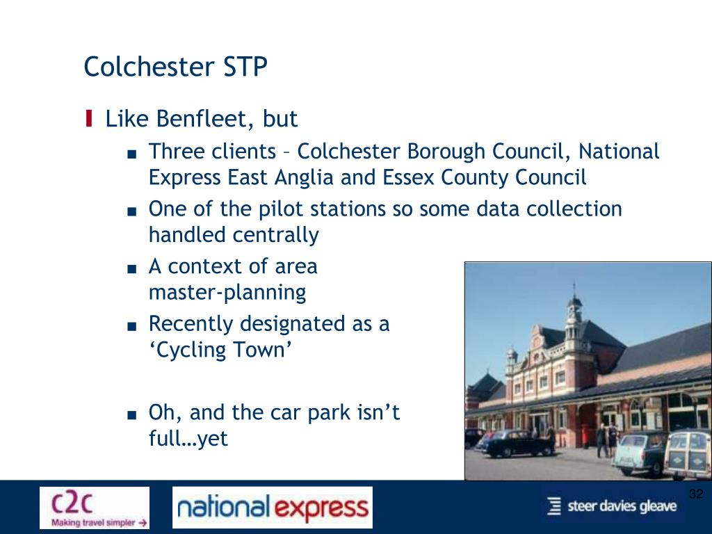 Colchester STP